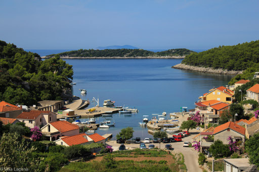 Urlaub in Kroatien in der Villa Laguna